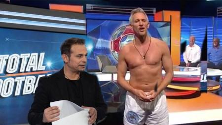 ΣΟΚ! Η ελληνική τηλεόραση χάνει τον… Λίνεκερ της!