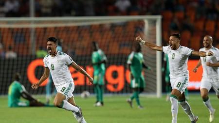 Το σήκωσε η Αλγερία…