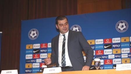 Χωρίς κηδεμόνες (FIFA, UEFA) η ΕΠΟ δεν μπορεί...