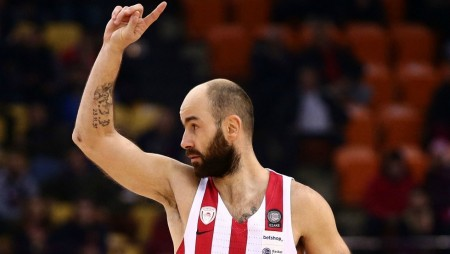 FIBA: «Χρόνια πολλά στον θρύλο της Ελλάδας Σπανούλη!» (pic)