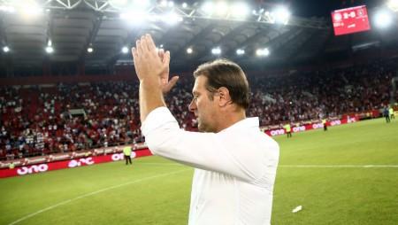 «Είμαστε πολύ μεγάλος σύλλογος, θέλουμε να γράψουμε ιστορία»