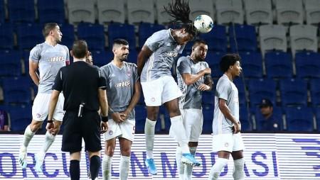Τρίτο σερί ευρωπαϊκό ματς που δεν δέχεται γκολ ο Ολυμπιακός!