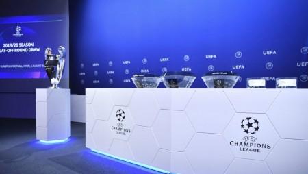 Οι ημερομηνίες των play off του Champions League...