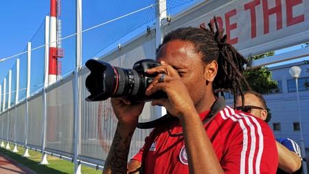 Ο… φωτογράφος Σεμέδο! (pics)