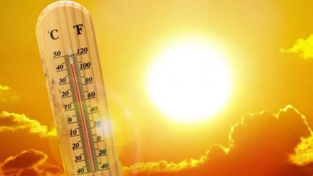 Η πιο ζεστή μέρα!