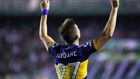 «Χαρούμενος για τη νίκη και το πρώτο μου γκολ…» (pic)