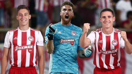 The Olympiacos factor