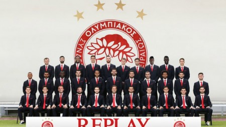 Η Replay συνεχίζει να ντύνει τον Ολυμπιακό! (pics, vid)