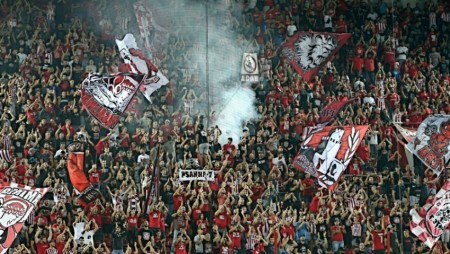 Τα εισιτήρια του Θρύλου στα εκτός έδρας ματς του Champions League...