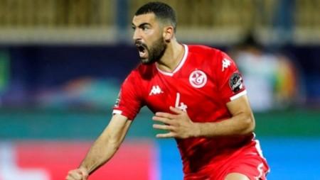 Ασταμάτητος Μεριά, 32ο σερί ματς βασικός με την Τυνησία! (vid)