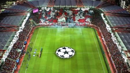 Το «Γ. Καραϊσκάκης» στα ιστορικότερα γήπεδα του κόσμου! (pic)