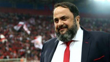 «Απίστευτα φιλόδοξος και γενναιόδωρος ο κ. Μαρινάκης, είμαστε πολύ τυχεροί»