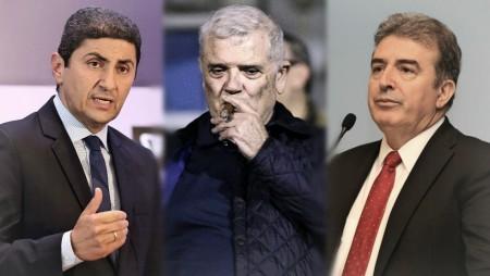Εκκωφαντική σιωπή των Υπουργών για το σκάνδαλο με την ποινή-χάδι στον Μελισσανίδη