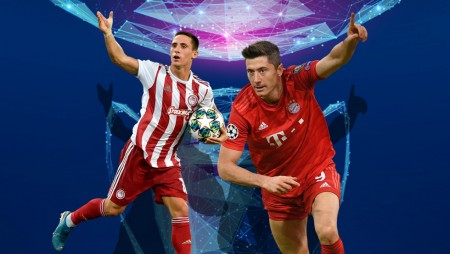 Ολυμπιακός-Μπάγερν με MatchCombo & Fantasy στο Stoiximan.gr!