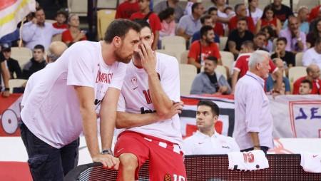 Δύσκολο βράδυ ο Μιλουτίνοφ, θεραπεία ο Παπανικολάου!