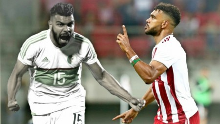 «Πενηντάρης» Σουντανί με την Αλγερία!