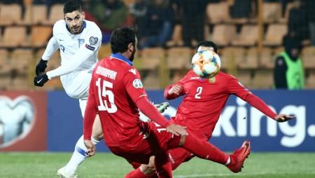 Αλλαγή ο Μασούρας στη νίκη της Εθνικής…