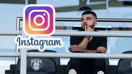 To Instagram βραβεύει τον Γκιόργκι Σαββίδη!