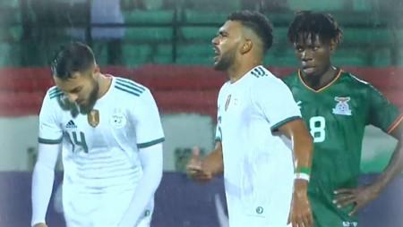 «Καυτός» Σουντανί! Σκόραρε και με την Αλγερία! (vid)