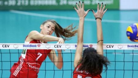 «Θέλουμε να βρεθούμε στις 16 καλύτερες ομάδες του CEV Challenge Cup»