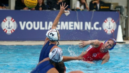 Πρώτος και καλύτερος ο Ολυμπιακός, κέρδισε και στο Λαιμό!