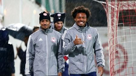 Έτσι παίζει ο Ολυμπιακός κόντρα στην ΑΕΛ! (photo)
