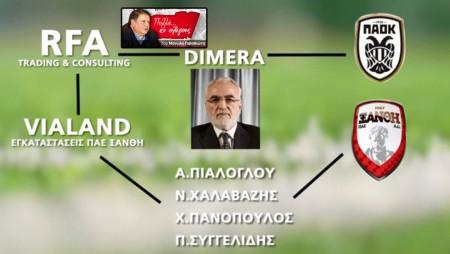 Και ΠΑΟΚ και Ξάνθη και... ρωσικό ξεβράκωμα: Ο Ιβάν τις έχει... και τις δύο (...Μόνο;;;)!