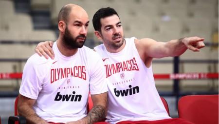 Ολυμπιακός: Κορυφαίος σε ασίστ στα 3 τελευταία ματς (photo)
