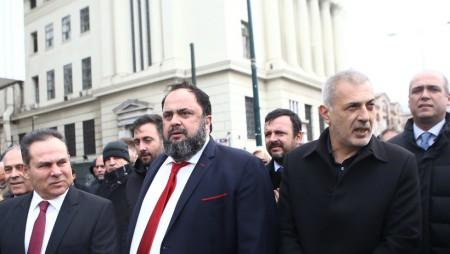 Βαγγέλης Μαρινάκης: «To 2020 θα είναι μια καλύτερη χρονιά για όλους μας» (video)