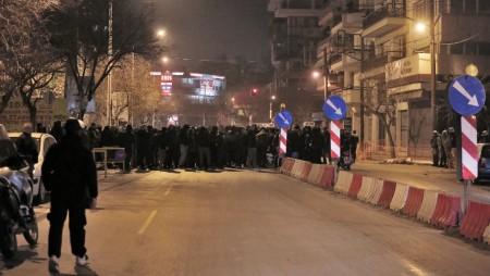 Για τον ΠΑΟΚ πορεία, για τη Μακεδονία «κο κο κο»