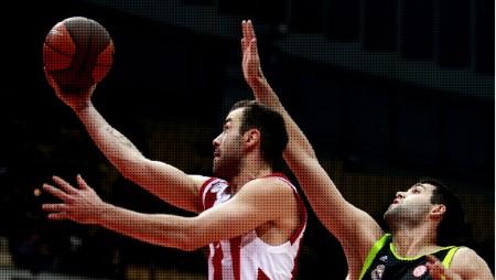 Το πρώτο ματς του Σπανούλη με τον Ολυμπιακό στην Ευρωλίγκα (photos, video)