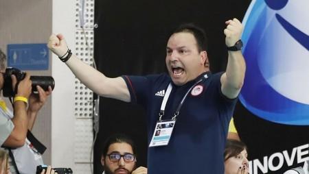 Βλάχος: «Ο Ολυμπιακός είναι πια μια ομάδα με φήμη και όνομα στο ευρωπαϊκό πόλο»