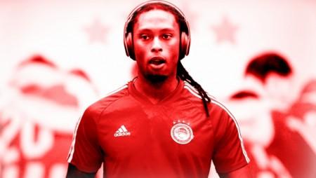 Σεμέδο: «Θέλω να είμαι από τους καλύτερους, μεγάλη ομάδα ο Ολυμπιακός!»