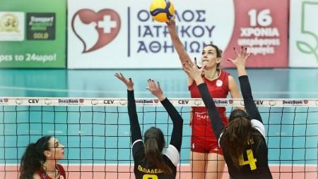 «Μάχη» στην Ουγγαρία τα κορίτσια του Θρύλου!