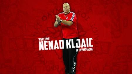 Εποχή Κλιάιτς στον Ολυμπιακό!