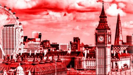 Στα... κόκκινα (ξανά) το Λονδίνο! (photo)