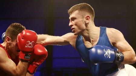 Μάγκας Τσανικίδης, ένα βήμα από τους Ολυμπιακούς Αγώνες!