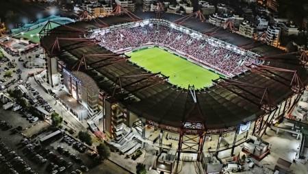 To «Γ. Καραϊσκάκης» στα πιο εντυπωσιακά γήπεδα στην Ευρώπη! (photo)