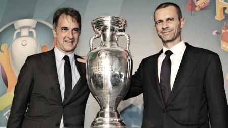 Η UEFA... εξαφάνισε το κίνημα της παύλας