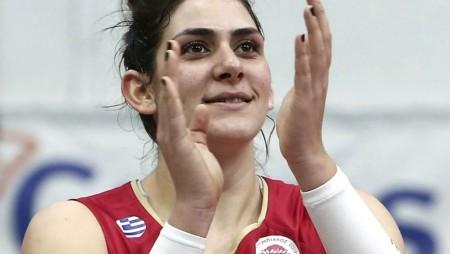 Το «αντίο» της Ζακχαίου στον Ολυμπιακό...