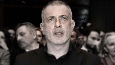 Μώραλης: «Ντροπή! Ασέβεια απέναντι στους νεκρούς...» (photo)