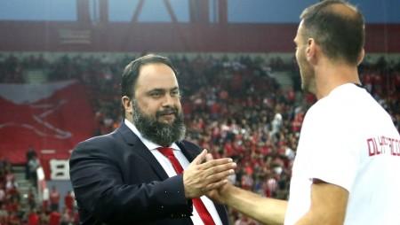 Τοροσίδης: «Ο Μαρινάκης έχει... τρέλα με τον Ολυμπιακό»