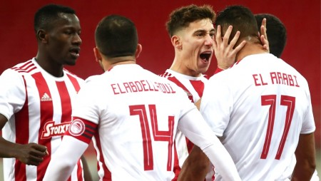 ΟΛΥΜΠΙΑΚΟΣ-Παναθηναϊκός 3-0 ΤΕΛΙΚΟ