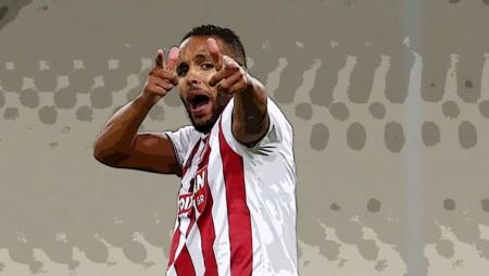 Το Europa League αποθεώνει τον Ελ Αραμπί! (photo)