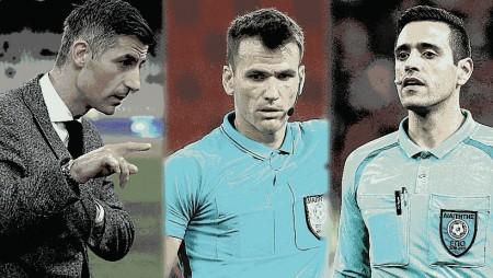 FIFA, UEFA βλέπουν και κρίνουν