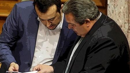 Θύελλα για τις νέες αποκαλύψεις - Στη δίνη Παππά - Καμμένου ο ΣΥΡΙΖΑ (video)
