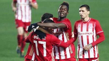 Ο Σισέ «υπέγραψε» το 0-3 στο Αγρίνιο (video)