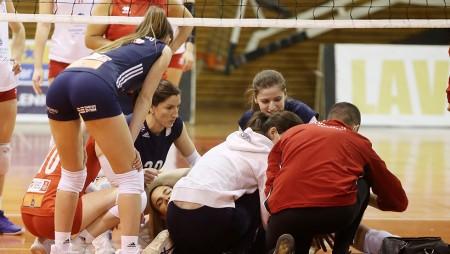 Μπαράζ τραυματισμών στην Volleyleague Γυναικών
