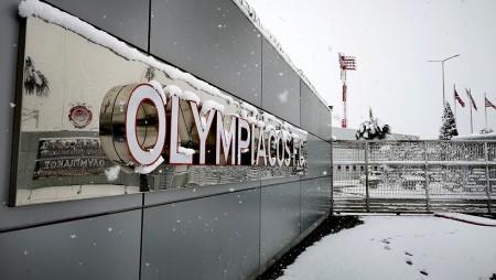 Και το Αθλητικό Κέντρο Ρέντη στα λευκά! (photos)