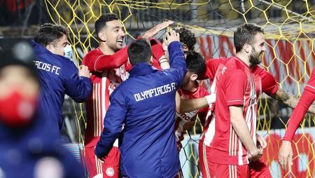 Μέγας Μπουχαλάκης, δικό μας και το Κύπελλο!